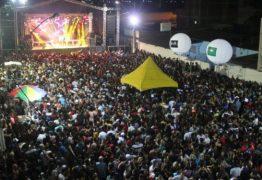 SUCESSO: Festa de Reis bate recorde de público na cidade de Queimadas