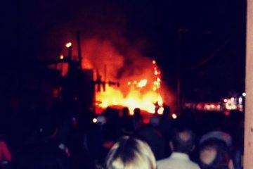incendio destroi estofaria e deixa uma pessoa mort crop 775 574 1527513550 982 incendio deixa uma pessoa mort 360x240 - Estofaria em Bayeux é atingida por incêndio após curto circuito