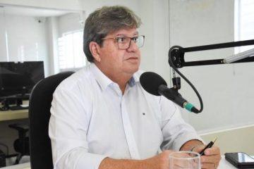 """joao entrevista 600x375 360x240 - """"2022 ainda está muito longe"""" ressalta João Azevêdo sobre possível reeleição, apesar de reforçar """"paixão por gestão"""""""