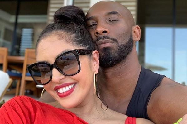 kobe vanessa - Kobe Bryant tinha acordo com esposa para que nunca voassem no mesmo helicóptero