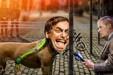 montagem685 360x240 - A enfadonha falta de educação de Bolsonaro - por Anderson Costa