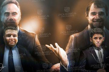 montagem686 360x240 - OS ESCOLHIDOS: Luciano Cartaxo e Romero Rodrigues seguem a mesma 'receita' e apontam secretários como sucessores
