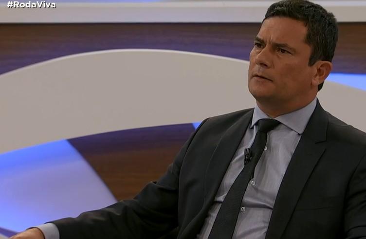 """mororodaviva2 - No Roda Viva: Moro diz que não """"manipulou nada"""" e que Gilmar Mendes deve assumir suas responsabilidades"""