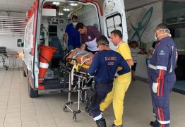 Mulher cai de segundo andar de prédio no Colinas do Sul, em João Pessoa