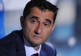 Barcelona confirma demissão de Valverde e contrata Quique Setién