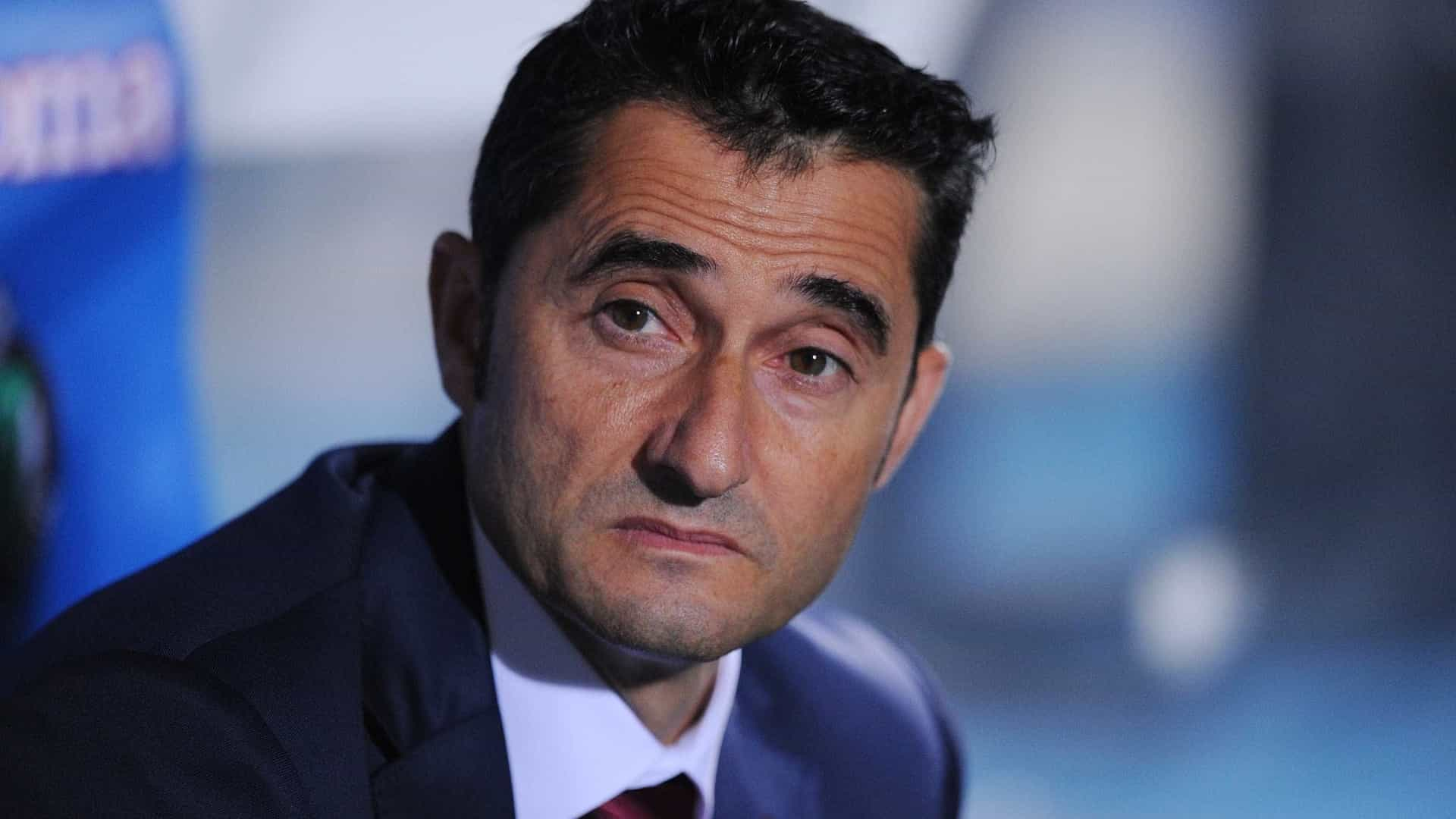naom 59245a583f77e - Barcelona confirma demissão de Valverde e contrata Quique Setién