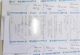 Casal é preso ao usar recibos falsos para retirar van apreendida por multas