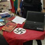 """nazismo sc e1579772088561 150x150 - """"LIBERDADE DE EXPRESSÃO"""": Nazista é preso por ostentar suástica na janela de casa"""