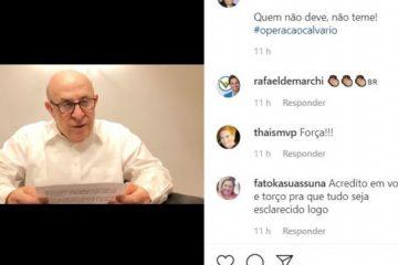 ney 01 750x375 360x240 - Ney Suassuna usa redes sociais para se defender de acusações da Operação Calvário