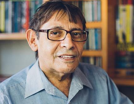 Após 23 dias internado, colunista Nonato Guedes recebe alta