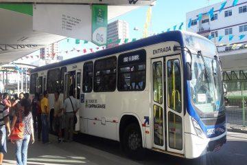 onibus 1 360x240 - Empresas de ônibus solicitam reajuste da tarifa em Campina Grande
