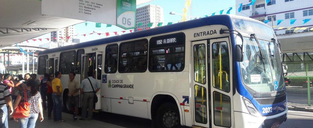 Comutp convoca reunião extraordinária para definir nova tarifa de ônibus de Campina Grande