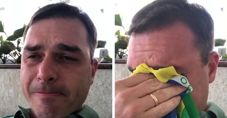 original 3454 1548076327 3 - Carlos toma remédios para controlar humor e preocupa Bolsonaro, diz jornalista