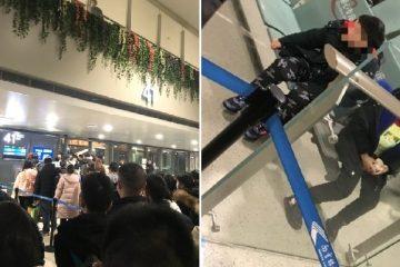 parents dumped kids at airport after one child banned from boarding due to fever world of buzz 3 360x240 - CORONAVÍRUS: Medo de contágio faz pais abandonarem crianças em aeroporto