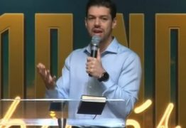 Em culto, pastor pede apoio a partido idealizado por Bolsonaro