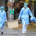 """pesquisadores carregam caixa no hospital jinyintan na china 1579657375162 v2 750x421 150x150 - OMS se corrige e eleva risco do coronavírus de """"moderado"""" para """"alto risco global"""""""