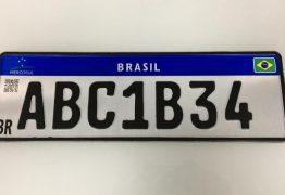 Defendida por Bolsonaro, Placa Mercosul mais simples facilita clonagens