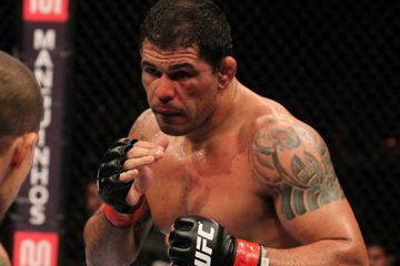 'O melhor card dos últimos anos', diz Minotauro sobre UFC Brasília