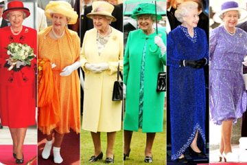 rainbow queen00 360x240 - Aos 93 anos, Rainha Elizabeth anuncia compromisso de proteger a comunidade LGBT