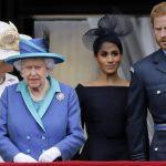 rainha elizaeth ii 150x150 - 'Grande tristeza', lamenta Harry por deixar funções na família real