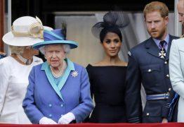 'Grande tristeza', lamenta Harry por deixar funções na família real