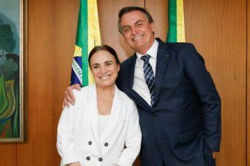 re 360x240 - Governo Bolsonaro gastou cerca de R$ 9 mil com passagens de Regina Duarte