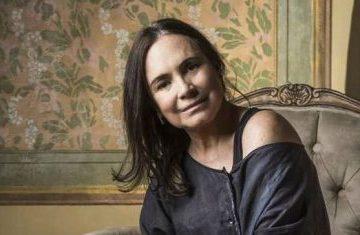 reginaduarte 418x235 360x235 - 'Vambora, com muito amor no coração', escreve Regina Duarte, sem dizer se entrará para o governo
