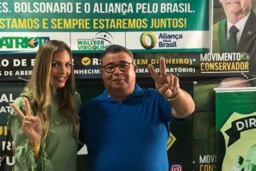 PONTAPÉ INICIAL: Aliança Pelo Brasil realiza primeiro encontro em solo paraibano