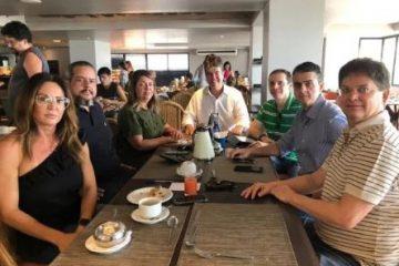 ruy 360x240 - Ruy Carneiro defende investimentos no turismo durante reunião para discutir necessidades da Capital