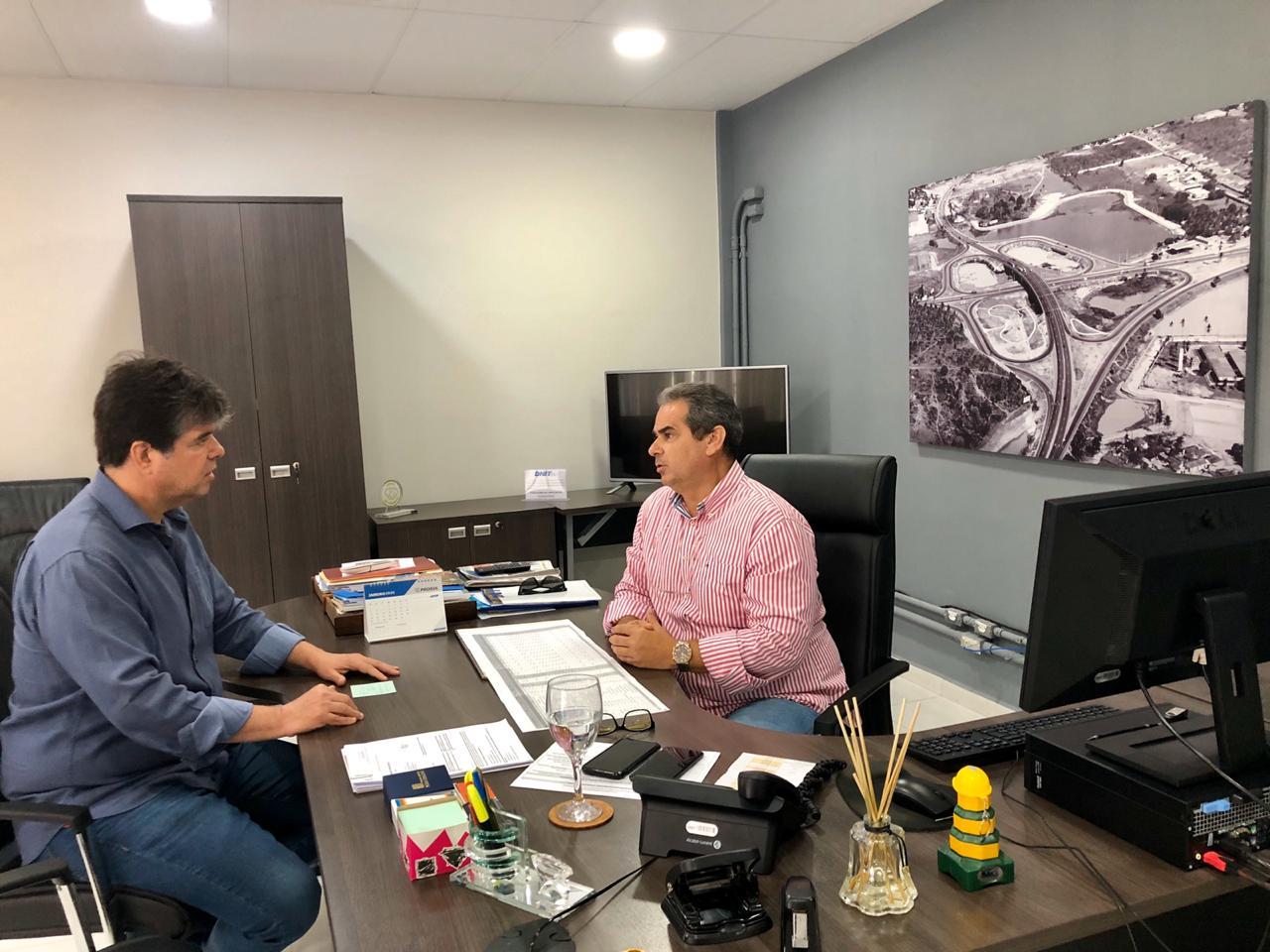 Ruy cobra retomada das obras de triplicação da BR-230 e mobiliza bancada da Paraíba
