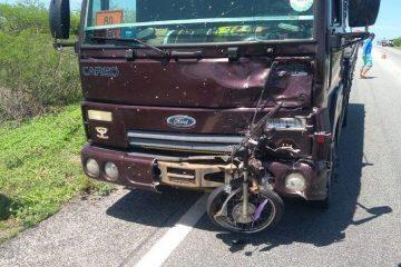 screenshot 2 360x240 - COLISÃO: Motociclista morre em acidente com caminhão no Sertão da Paraíba