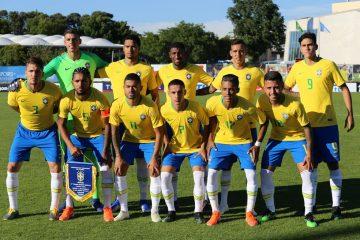 Seleção Brasileira sub-23 estreia contra o Peru no domingo no Pré-Olímpico