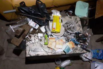 Operação Nômade: Polícia Militar desarticula ponto de tráfico que distribuía drogas para Sapé e Mari
