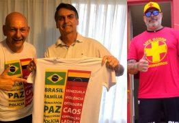 Bolsonaro desistiu de 'abrir caixa-preta' após encontrar véio da Havan na lista do BNDES, diz Alexandre Frota