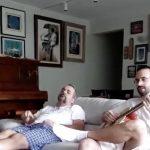 weintraub pijama 868x644 150x150 - SERESTA DA TRANQUILIDADE: Ministro da Educação publica vídeo cantando ao lado do irmão após erro em notas do Enem - VEJA VÍDEO