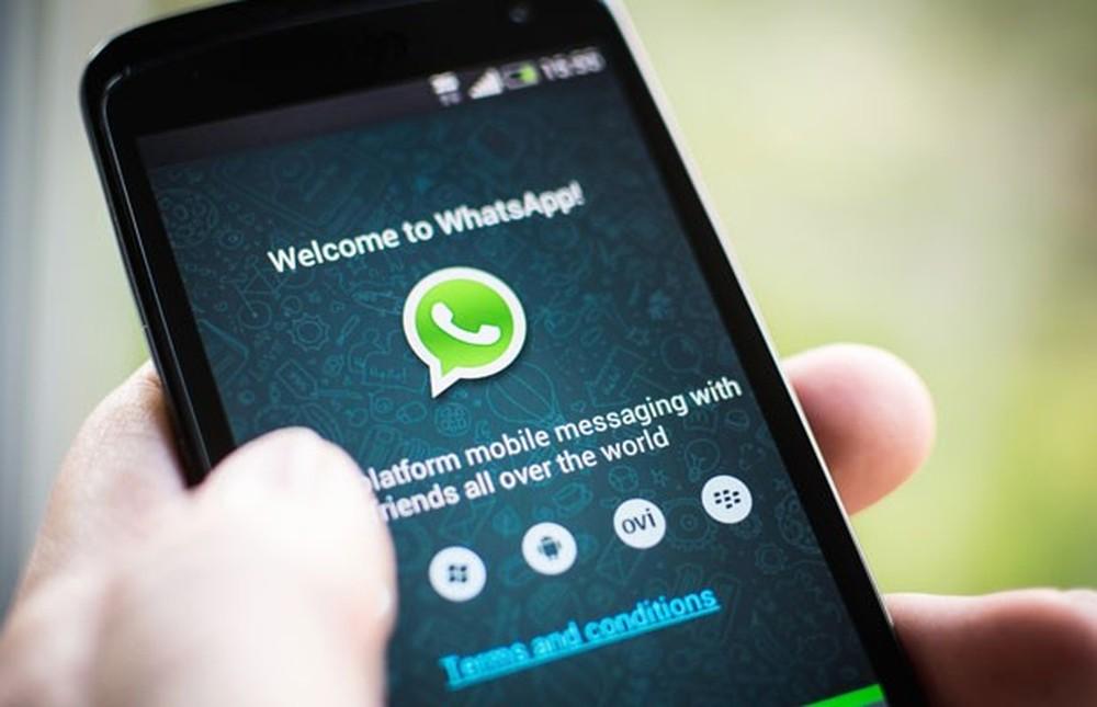 WhatsApp bate recorde com 100 bilhões de mensagens no Ano Novo