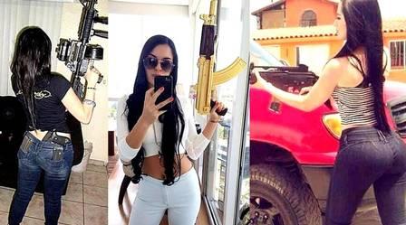 xblog catrina 2.jpg.pagespeed.ic .zAX3UBdsvs - Cartéis de drogas mexicanos investem em mulheres bonitas para enganar rivais