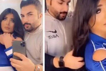 Casal é preso no Kuwait por vídeo em que marido escova o cabelo da mulher – VEJA VÍDEO