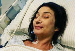Cantora acalma fãs após cirurgia delicada