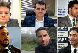 NOVO TIME CONTRA A CORRUPÇÃO: Nomeados pela PGR para atuarem no Gaeco-PB se reúnem nesta sexta-feira