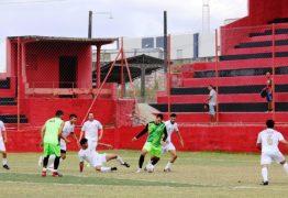 Campinense vence jogo treino contra equipe amadora por 9×0
