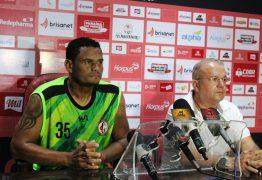 Dorgival Pereira confirma regularização do atacante Fabio Junior no Campinense