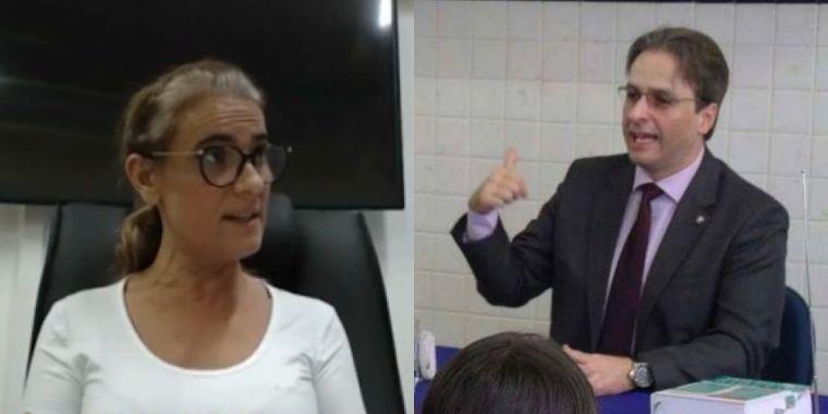 1581693502185978 - DIA 24 DE MARÇO: Juiz determina nova audiência para ouvir Livânia Farias no âmbito da Operação Calvário