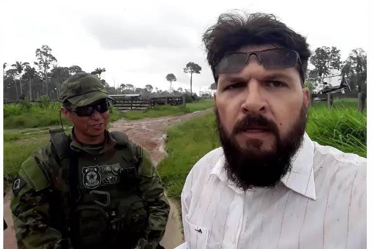 Antropólogo bolsonarista tenta impedir trabalho do Ibama em terra indígena e é preso