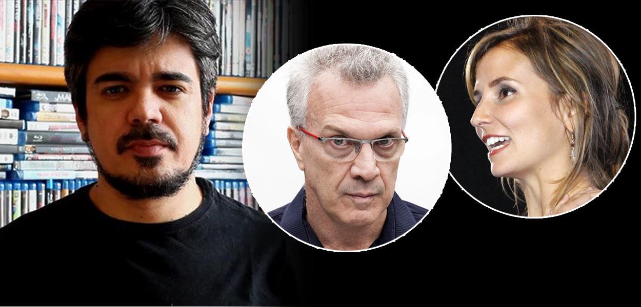 'Além de estúpido, é de um sexismo colossal', diz Pablo Villaça sobre ataque de Pedro Bial a Petra Costa