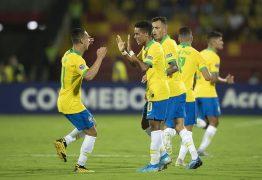 Brasil passa por cima da Argentina e garante vaga nas olimpíadas de Tóquio