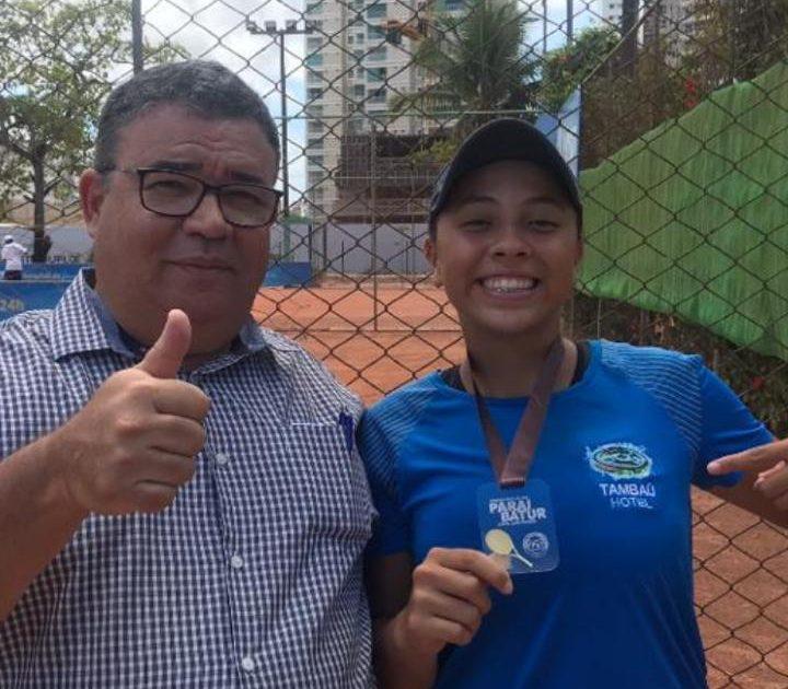 5304159d 3c7f 4a2d bc88 40b3d732d7df e1581868084961 - Taynara Mendes, a nossa campeã de tênis! - Por Rui Galdino