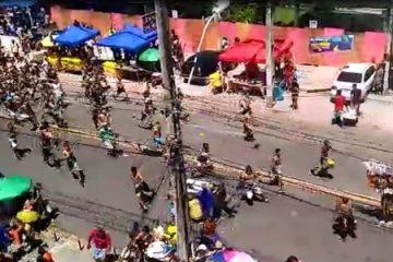 5fe617ce6e confusaoolindaok 360x240 - Polícia Civil de Olinda se pronuncia sobre vídeo viral de confusão generalizada em bloco: VEJA VÍDEO