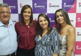 Secretária do Estado, Ana Cláudia participa de Encontro Nacional das Presidentes Estaduais do Podemos, em SP