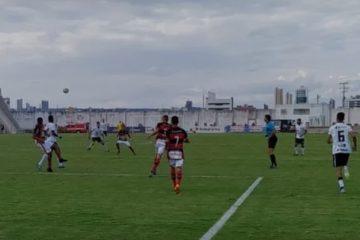 Campeonato Paraibano: Campinense e Treze ficam no empate em jogo de duas expulsões